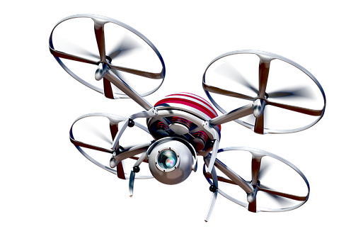 Quadrocopter Camera Drone Fly Robot Multic