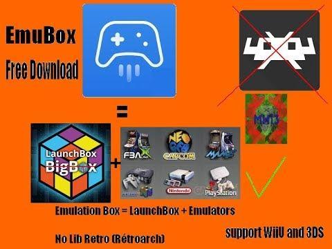 Картинки по запросу Emubox emulator