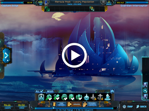 Star Traders: Frontiers –Trailer
