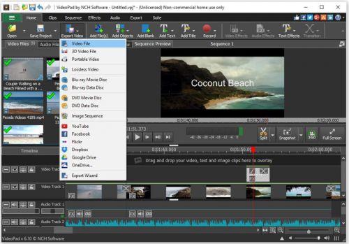 Image result for VideoPad.