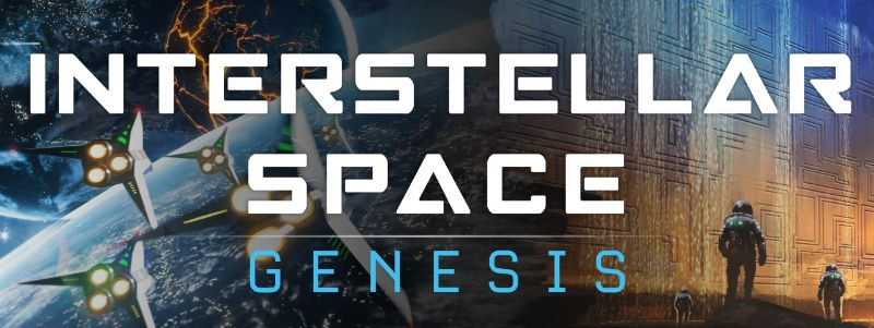 Interstellar Space: Genesis – Logo