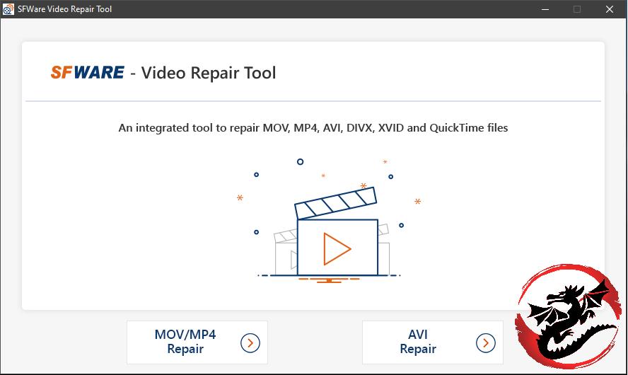 Sfware Video Repair