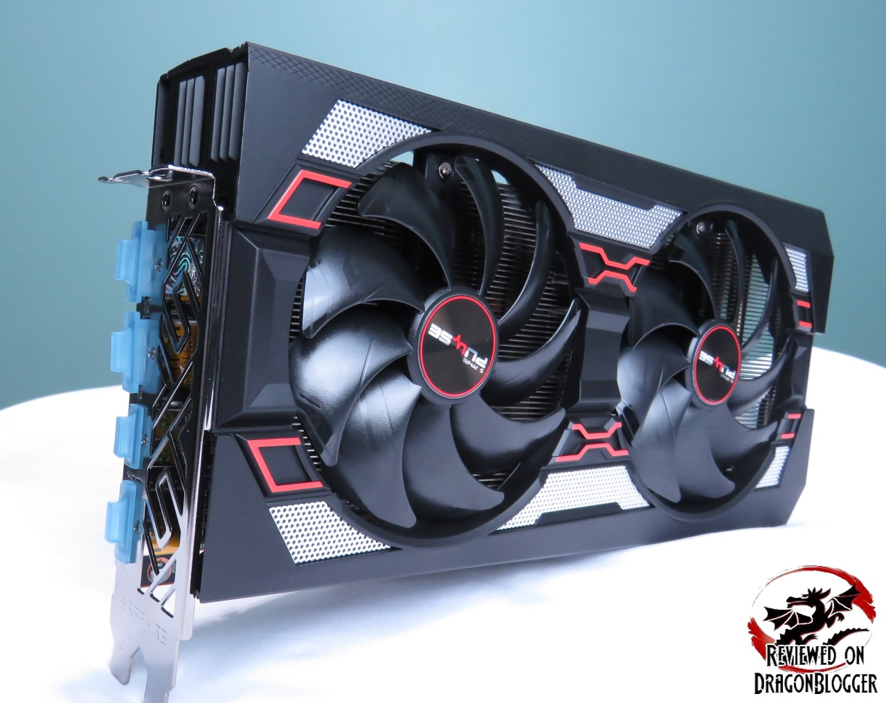 Sapphire PULSE Radeon RX 5700 8GB OC with Backplate Video Card