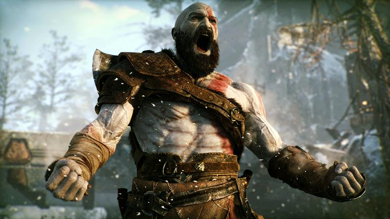Kratos – God of War