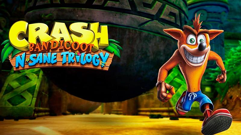 Bandicoot – Crash Bandicoot N.Sane Trilogy