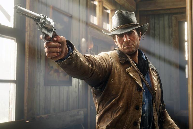 Arthur Morgan – Red Dead Redemption 2