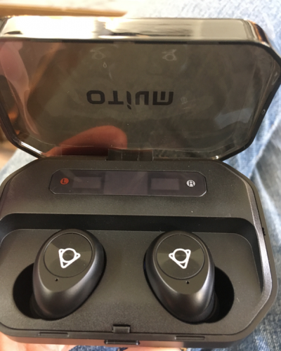 Otium Wireless Bluetooth Earbuds Review Dragon Blogger Technology