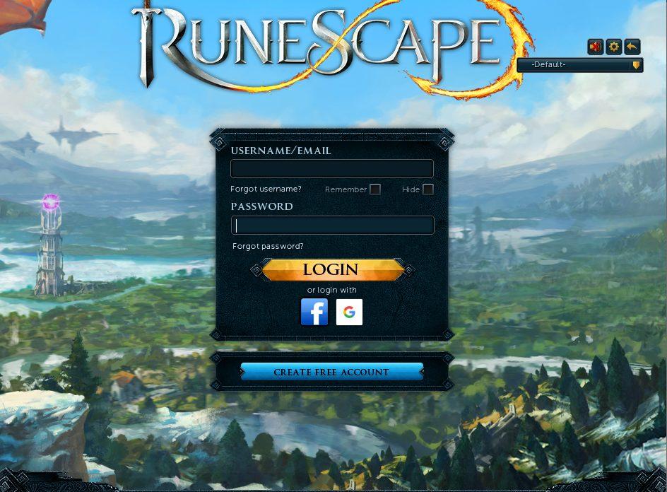 C:\Users\Justicus\Desktop\Werk werk\Blog2\Oct\10.The Distinction between Old School RuneScape and RuneScape 3\RuneScape3_Client.png