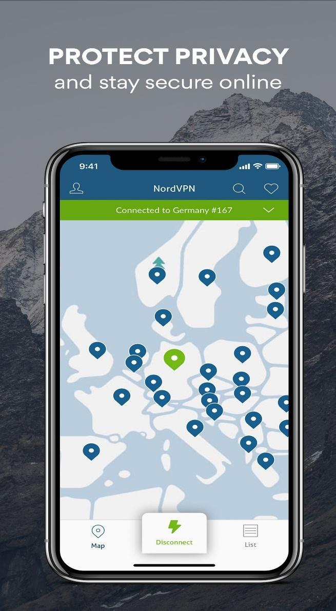 Image result for nord vpn for ios
