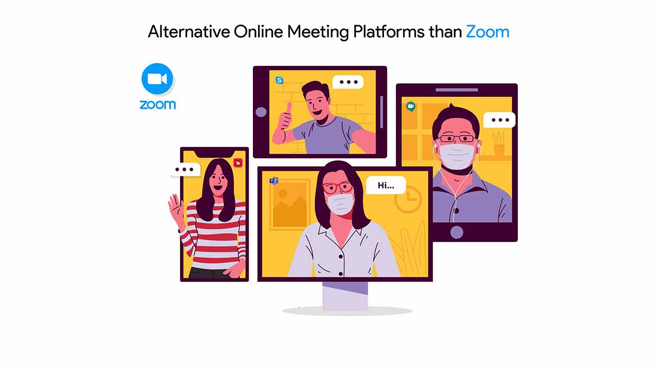 Check out the best Zoom Alternatives to make video conferencing easy