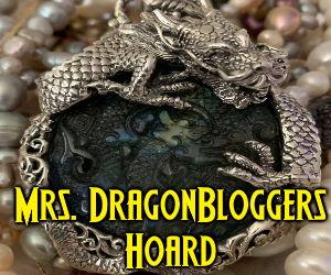 Mrs. Dragonbloggers Hoard