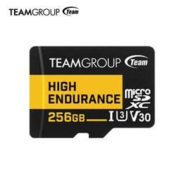 Endurance card